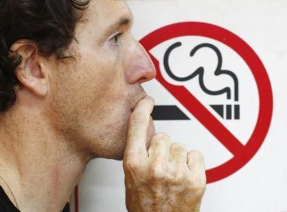 Bierne palenie też uzależnia!
