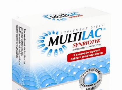 Bierzesz antybiotyk? ...weź synbiotyk