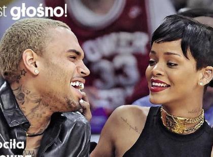 Bił ją i poniżał, a ona znowu do niego wróciła - Rihanna i Chris Brown