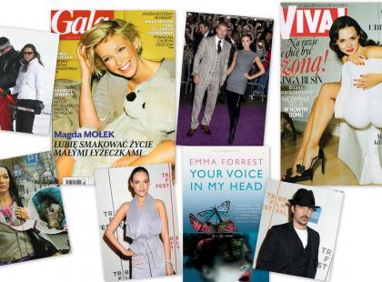 Bilans czterdziestolatki Kingi Rusin, Victoria Beckham w ciąży, Colin Farrell planował dziecko z inną kobietą