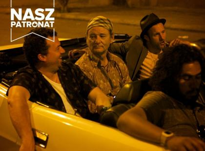 "Bill Murray znowu w grze! I to w filmie ""Rock the Kasabah"""