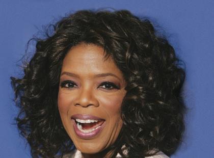 Biografia Oprah Winfrey