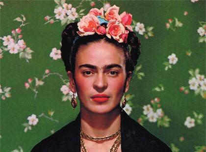 Biografie: Frida Kahlo na Zone CLUB