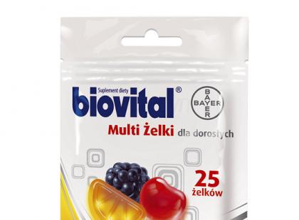 Biovital MultiŻelki/ Bayer