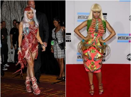 Bitwa na style: Lady Gaga vs. Nicki Minaj