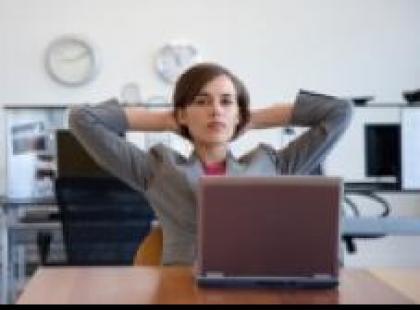 Biurowe ćwiczenia - dbaj o sylwetkę w pracy!