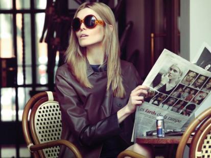 Bizneswoman w wersji de luxe