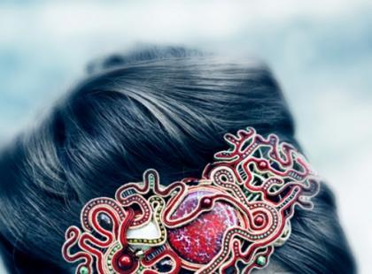 Biżuteria ArsDavia - artystyczna sesja kolekcji