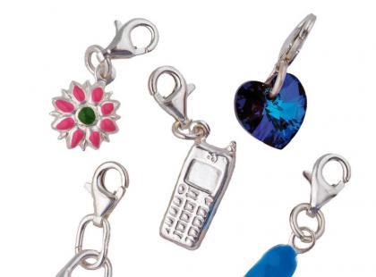"""Biżuteria magiczna """"charms"""" - światowy trend i nowy wymiar biżuterii"""