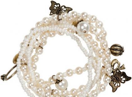 Biżuteria Pull & Bear - kolekcja jesień-zima 2010/2011