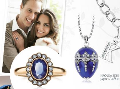 Biżuteria ślubna Kate Middleton w Polsce?