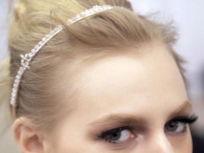 Biżuteryjne opaski