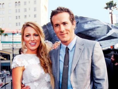 Blake Lively i Ryan Reynolds - Kolejny romans