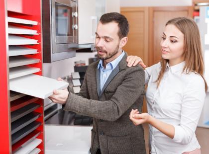 Blaty kuchenne laminowane - jak je wybrać i jak o nie dbać, by długo służyły
