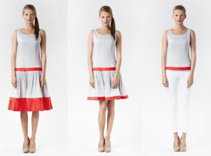 Blessus: jedna sukienka - trzy odsłony