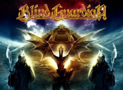 "Blind Guardian ""At The Edge Of Time"""