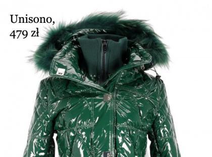 Blisko 40 najciekawszych modeli kurtek - jesień-zima 09/10