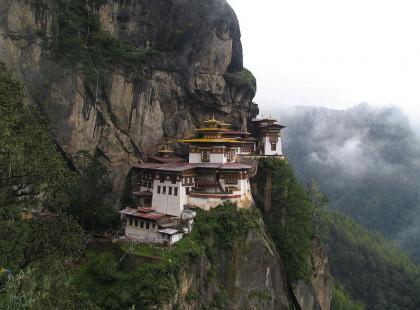 Bliżej orientu: Bhutan