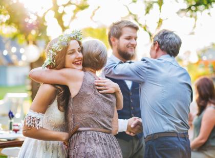 Błogosławieństwa ślubne - przykładowe teksty dla rodziców