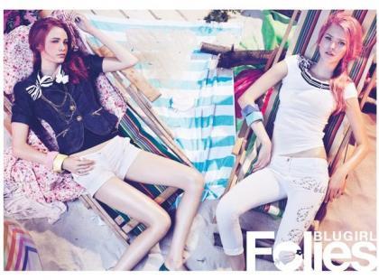 Blugirl Folies-wiosna/lato 2011 dostępna w Polsce