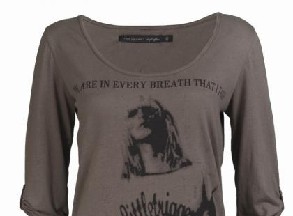Bluzki i koszulki - damska kolekcja Top Secret na zimę 2010/2011