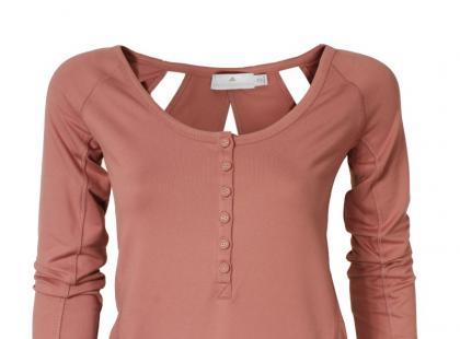 Bluzki i spódniczki Adidas Stella McCartney - sezon jesień-zima 2010