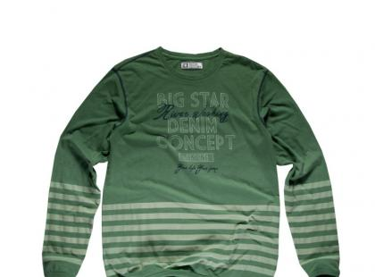 Bluzy Big Star dla niego - trendy wiosna/lato 2011
