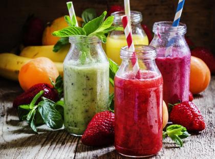 Błyskawiczna dieta oczyszczająca. Dzięki niej zmieścisz się w ulubioną sukienkę