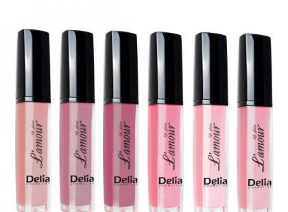 Błyszczyk L'amour - Delia Cosmetics