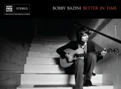 "Bobby Bazini ""Better In Time"""
