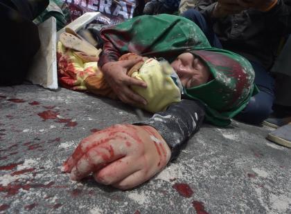 Bóg się rodzi, Aleppo umiera. Tak jak Warszawa w 1944 roku. Wtedy świat też przyglądał się tragedii