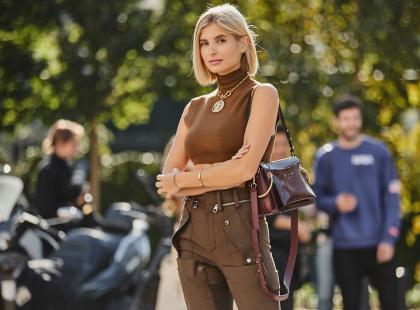 Bojówki - modne spodnie w stylu militarnym. 8 stylowych modeli