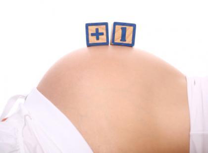 Bóle krzyża i podbrzusza we wczesnej ciąży