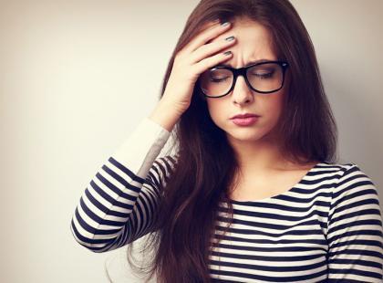 Boli cię głowa? Może to migrena szyjna!