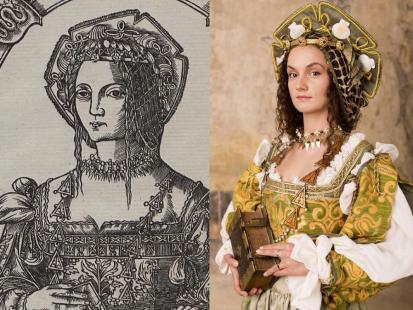 Bona Sforza - pierwsza polska feministka