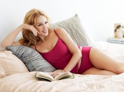 Boska 47-letnia Kylie Minogue w nowej kampanii Sloggi