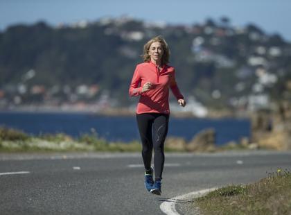 Boston: legendarna biegaczka po 50 latach znowu przebiegła maraton