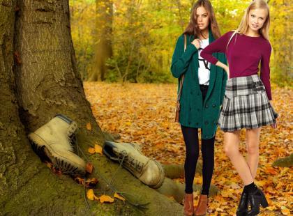 Botki na jesień i zimę - 5 modeli!