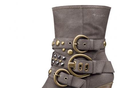 d782669bdf6ad Kolekcja obuwia damskiego Venezia w odcieniach zieleni i turkusu - jesień/ zima 2010 · 4.9 1 · Botki Tamaris - kolekcja jesień/zima 2010/2011