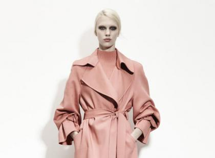 Bottega Veneta - lookbook na jesień 2013