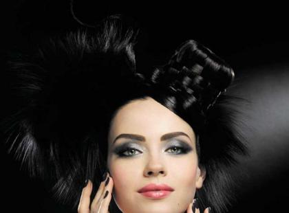 Bourjois - makijaż na Gwiazdkę 2011