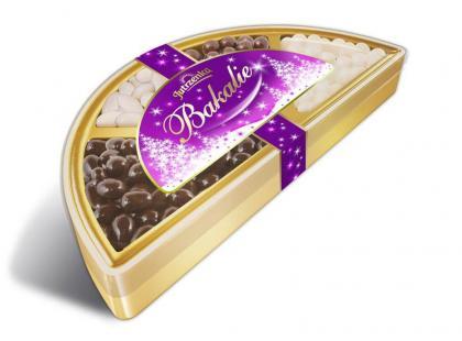 Boże Narodzenie o smaku słodyczy Jutrzenki Colian