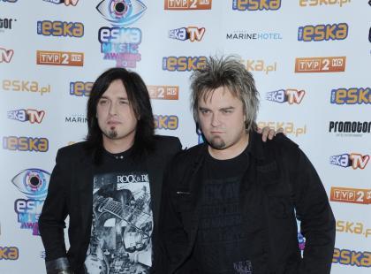 Bracia - Piotr i Wojtek Cugowscy