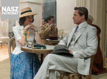 """Brad Pitt w filmie """"Sprzymierzeni"""". Premiera już 25 listopada!"""