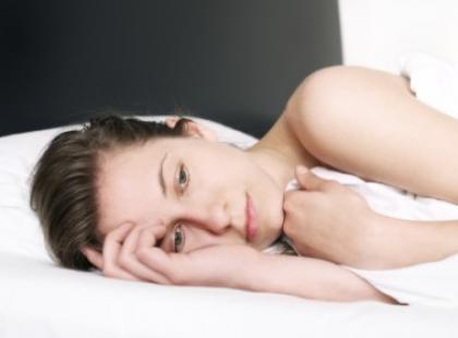 Brak nudności i miesiączki