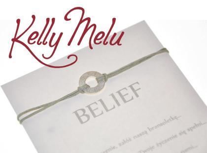 Bransoletka Belief Kelly Melu