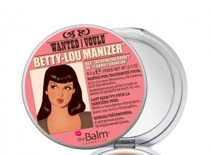 Brązer Betty - The Balm