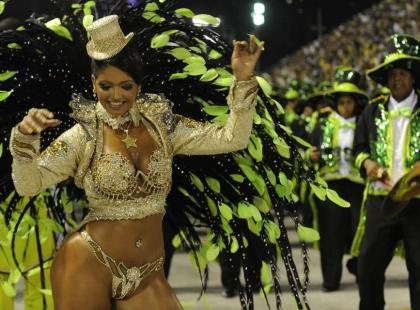 Brazylia - Między niebem, a piekłem