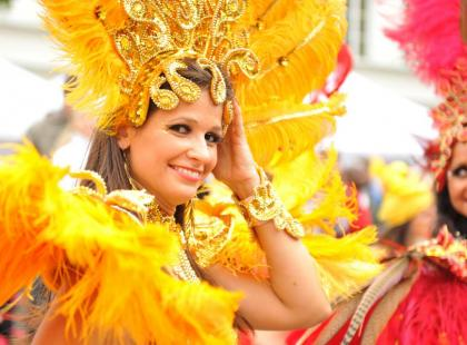 Brazylijska fiesta