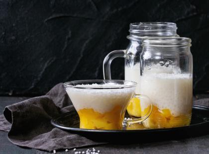 Brazylijski składnik bezglutenowych słodkości - sprawdź przepisy na desery z tapioką